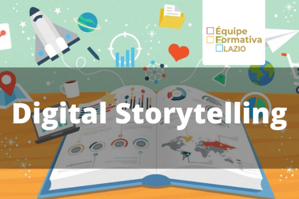 Digital storytelling: lo storymapping